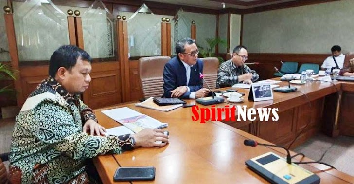 Gubernur Sulsel Jelaskan Konsep Pengembangan Pembangunan Sulsel Di BPPT