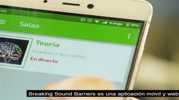 Presentan app para estudiantes con discapacidad auditiva