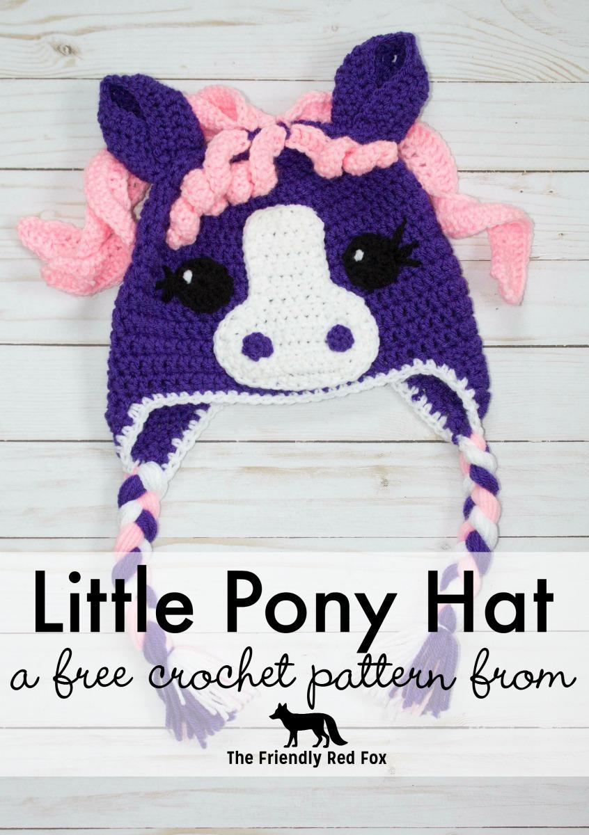 Free Crochet Patterns Thefriendlyredfox