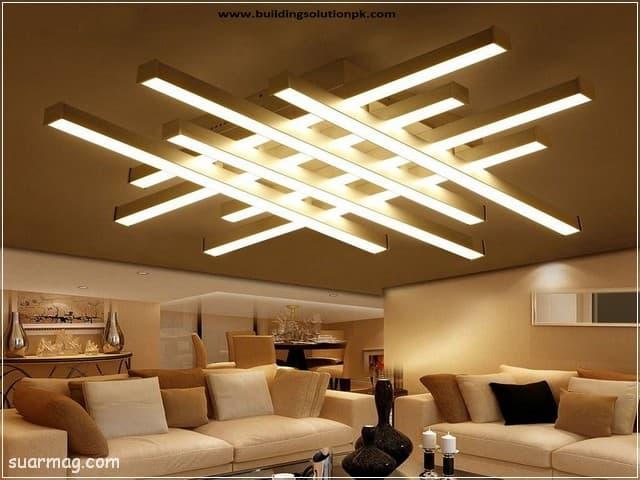 اسقف جبس بورد للصالات 16 | Gypsum Ceiling For Halls 16