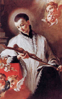 Are We There Yet Feast Of St Aloysius Gonzaga