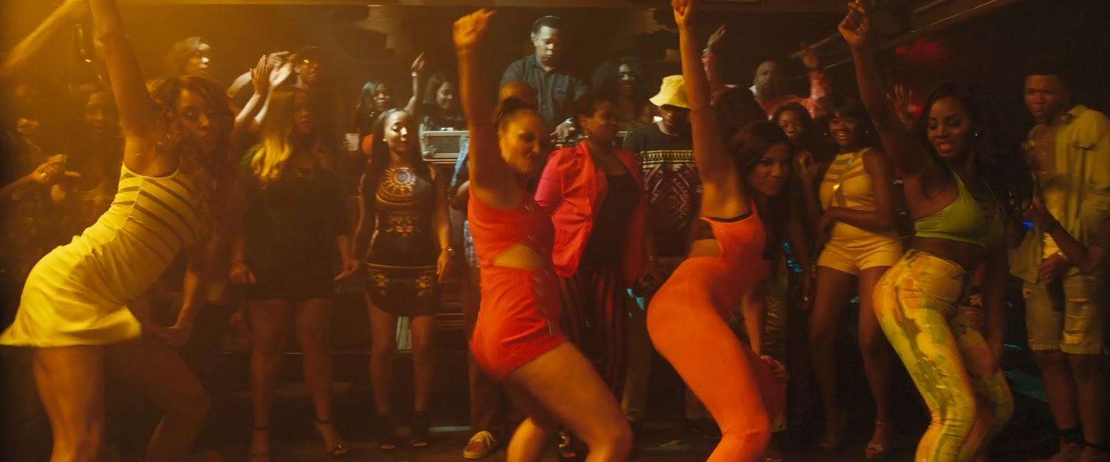 Viaje De Chicas (2017) 1080p Dual Latino - Ingles captura 3