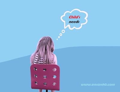 احتياجات الطفل الاساسية