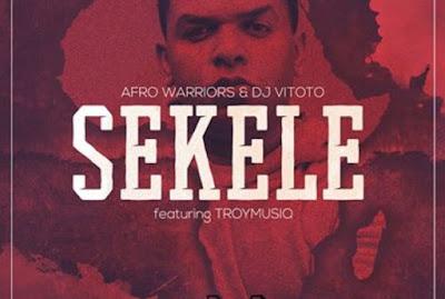 Afro Warriors & Dj Vitoto Feat. Troymusiq - Sekele (Afro House) 2019