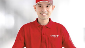 Informasi Rekrutmen Karyawan PT Jaringan Ekspedisi Transportasi (JET Express) Posisi Kurir Roda Dua/Empat, Packer, Operational Administrator - Periode Mei 2020