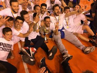 """Κυπελλούχος ανδρών ΕΣΚΑΝΑ η ΝΕ Μεγαρίδος 69-58 τον Πορφύρα στο κατάμεστο """"Μπεφόν"""""""