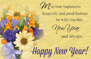 happy new year greetings images design