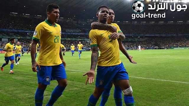 نتيجة مواجهة البرازيل والبيرو في نهائي كوبا أمريكا