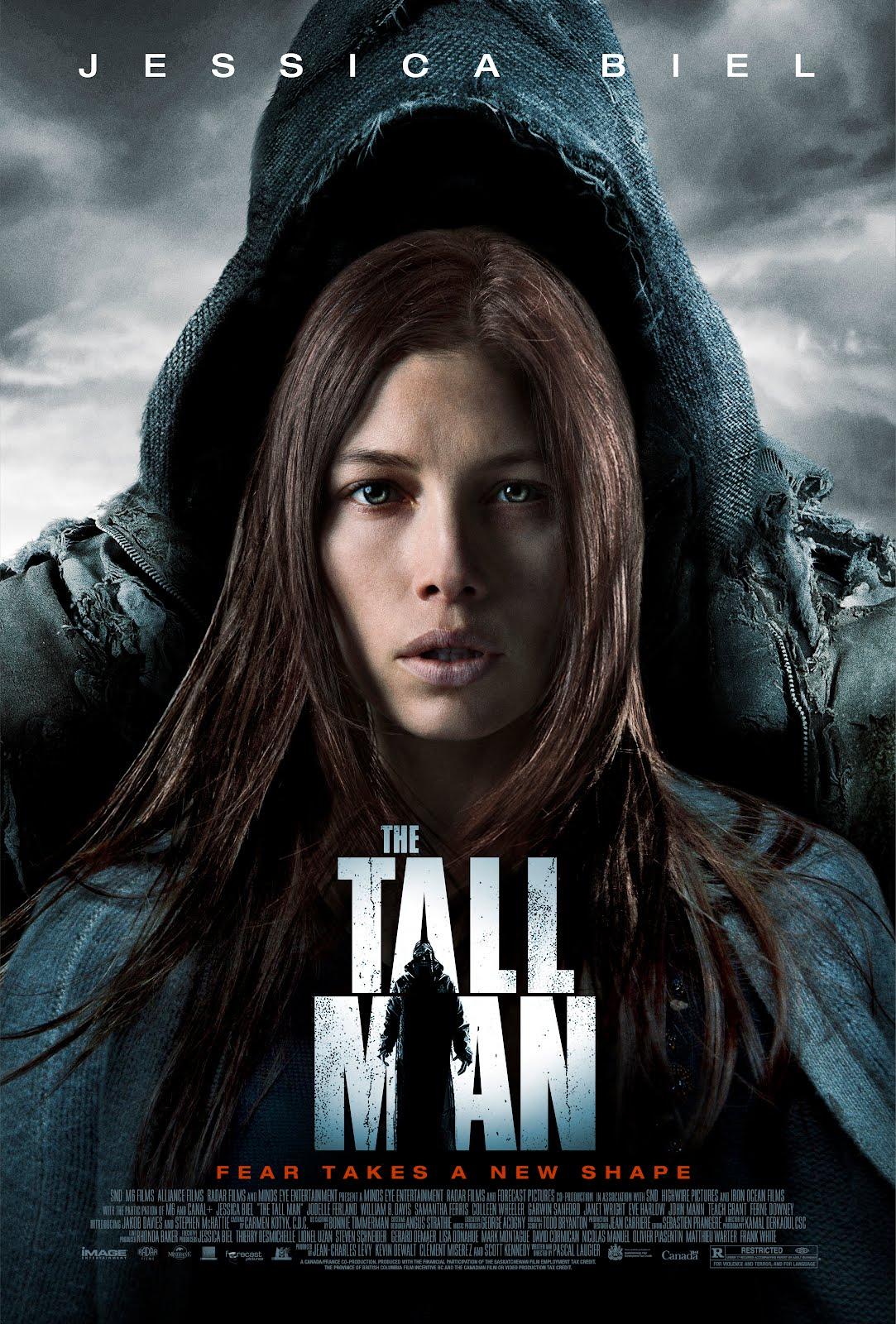 Jessica Biel The Tall Man : Film Cinema