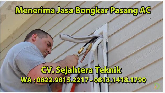 Jasa Cuci AC Daerah Larangan - Tangerang