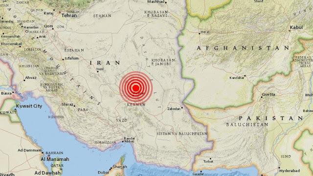 76 heridos tras el terremoto de Irán de magnitud 5,3