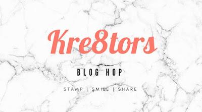 Kre8tors Blog Hop