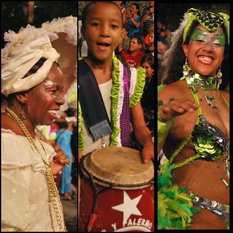 Carnaval. Desfile de Llamadas,La Catorce. 2010.