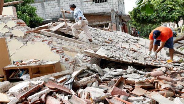 Estiman 2,3 millones de damnificados por sismo en México