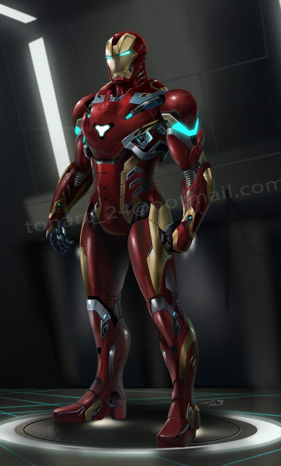 iron man photos hd