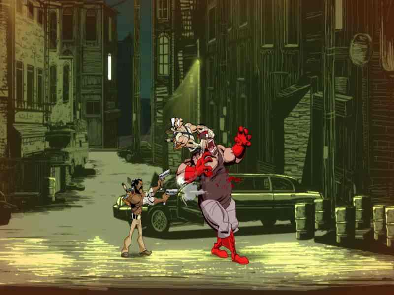 скачать игру Shank 1 через торрент - фото 5