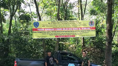 DLH dan Kelurahan Padang Bulan kerjasama kurangi timbulan sampah liar.