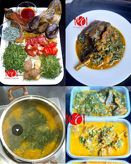 How to Make Ofe Owerri 3