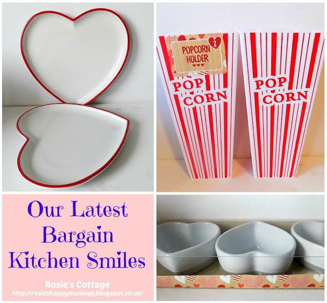 Our Latest Bargain Kitchen Smiles