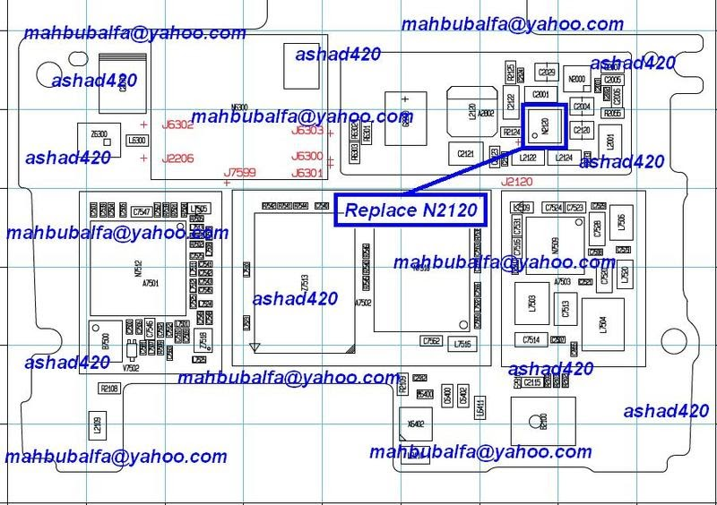 schematic diagram x2 02 can you repair: nokia x3-02 ringer problem | picture help