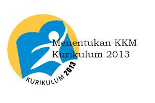 Menentukan KKM Kurikulum 2013 sesuai dengan aturan Terbaru