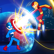 Download MOD APK Stickman Fighter Infinity - Super Action Heroes Latest Version