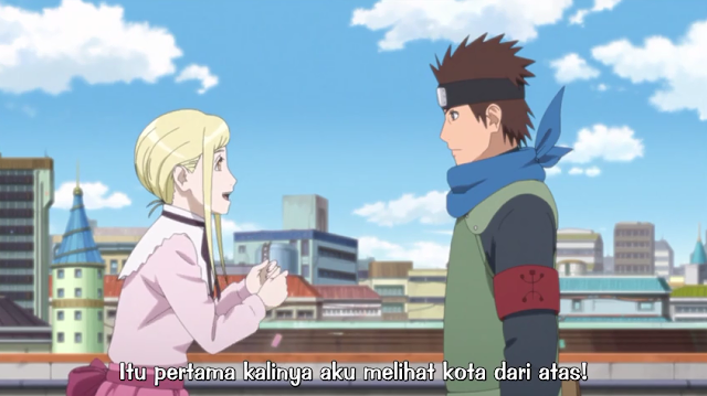 Boruto: Naruto Next Generations Episode 116 Subtitle Indonesia