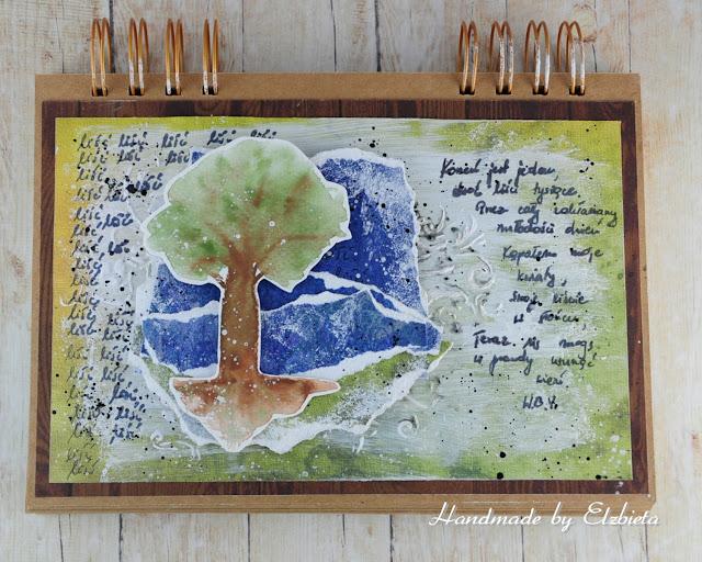 Drzewo – inspiracja dla It's just fun!
