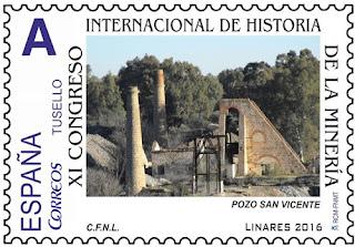 Tu sello, XI Congreso Historia de Minería, Linares