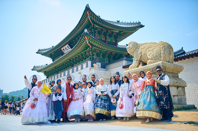 Paket Tour Halal Korea Selatan 2020 | Cheria Holiday