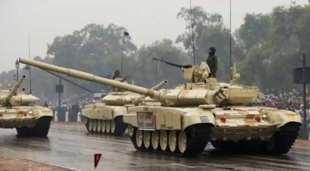 Tank -T-90 India