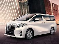 Sewa Mobil Alphard Steer Rental Jakarta
