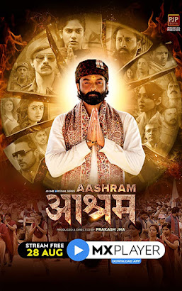 Aashram (2020) Season 1 480p 720p HD Hindi Web Series