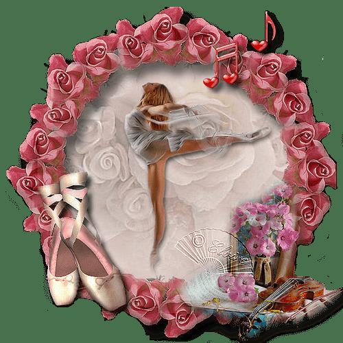 diseño gif ballet