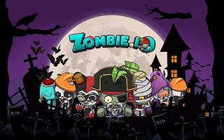 Download Game Zombie.io : Slither Hunter Mod APK v2.5 Apk for Android Terbaru 2016 Gratis