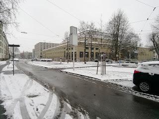 Штадтхалле - мэрия Карлсруэ, Баден-Вюртемберг