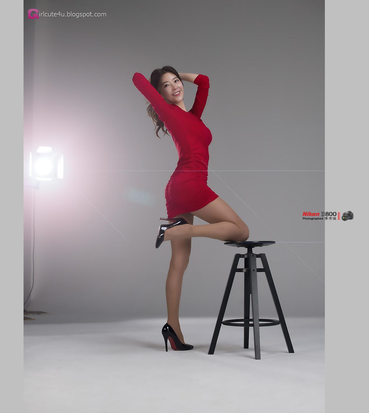 Hot Red - Kim Yoo Yeon
