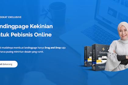Cara mendapatkan Plugin Codekat Template Landing Page Gratis Dijamin 100%