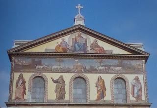 Basílica de San Pablo Extra Muros, Lugares Turisticos en Roma, Que visitar en Roma, Turismo en Roma, Roma, Romas, San Pablo extramuros,