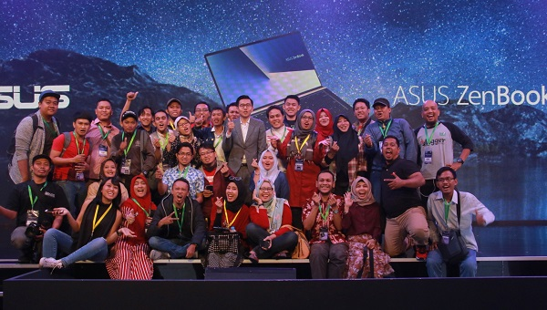 Peluncuran ASUS ZenBook 13-14-15 Inch, Pullman Jakarta Central Park