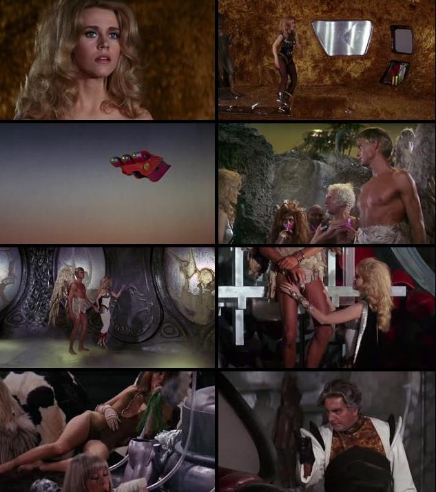 Barbarella 1968 Dual Audio Hindi 720p BluRay