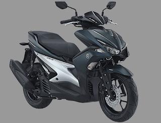 Review Yamaha Aerox 155 CC Terbaru 2017