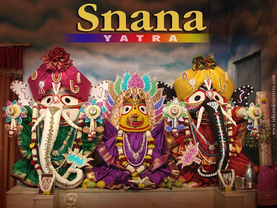 Snana Yatra