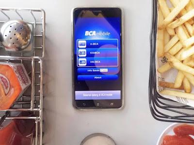 Cara SMS Banking BCA