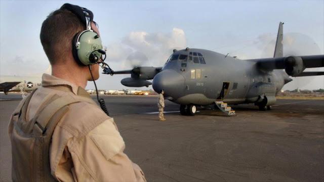 China rechaza acusaciones de EEUU de ataques láser a sus pilotos