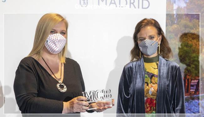 Embajadora de Madrid