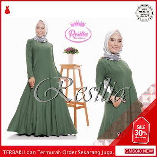 GMS040 RSL040R75 Resilia Gamis Jersey Polos Dropship SK0579889827
