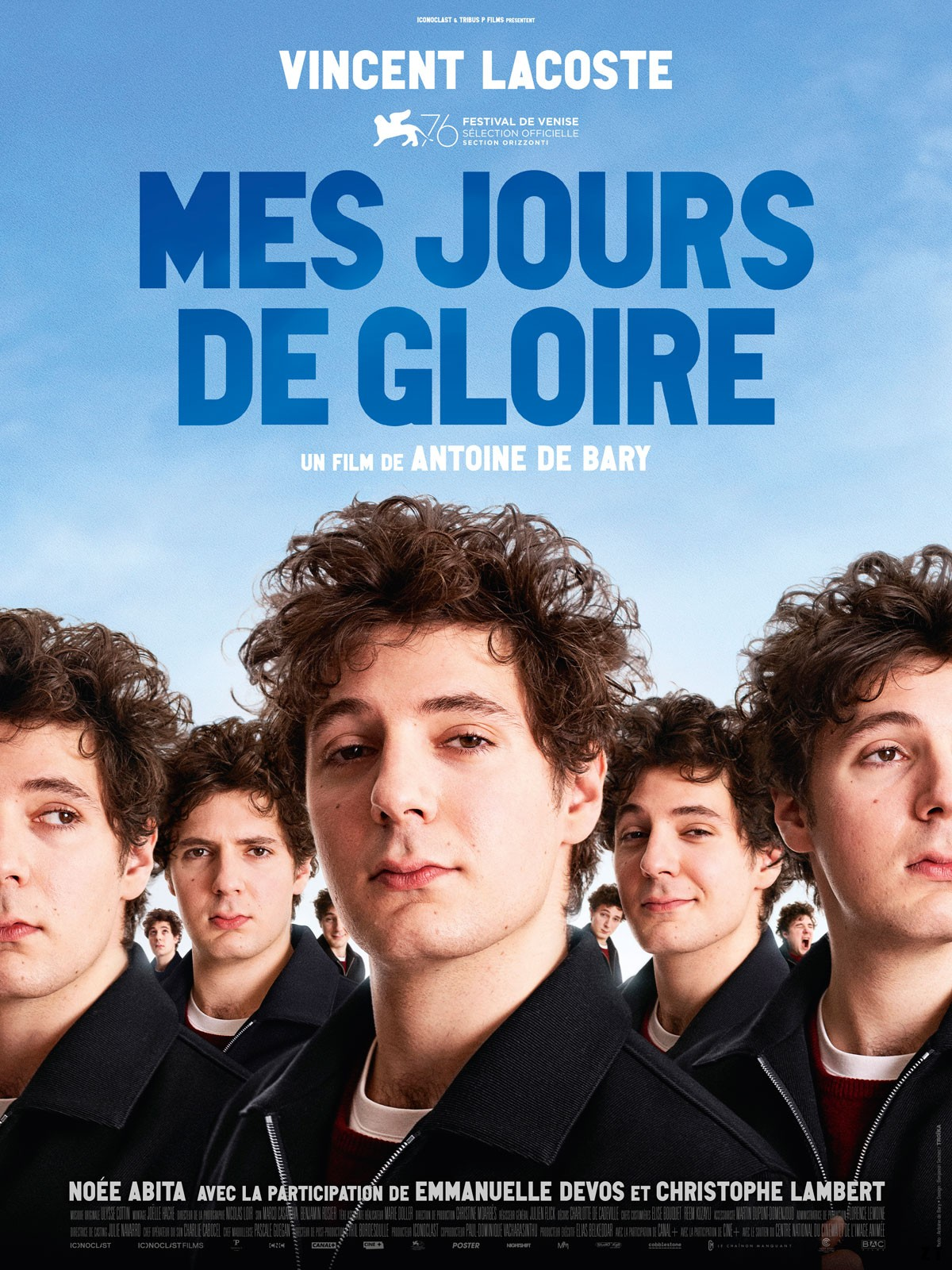 Mes Jours De Gloire [HDRip] [Streaming] [Telecharger]