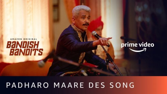 Padharo Maare Des Lyrics Shankar Mahadevan | Bandish Bandits