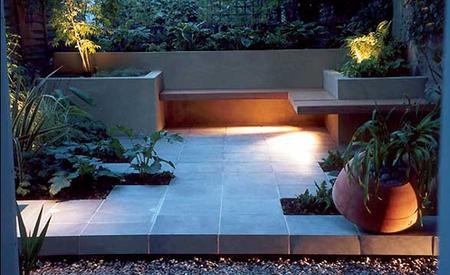 Decora el hogar jardines modernos para interior de casa - Diseno de jardines minimalistas para casas ...